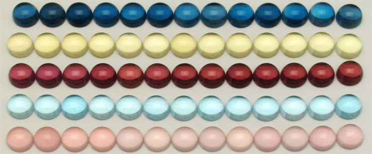 Cabochons - Calibrated Gemstones